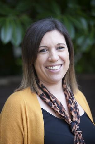 Bovingdon Nursery Manager Georgina Janes