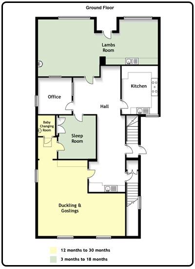 Chroleywood Ground Floorplan