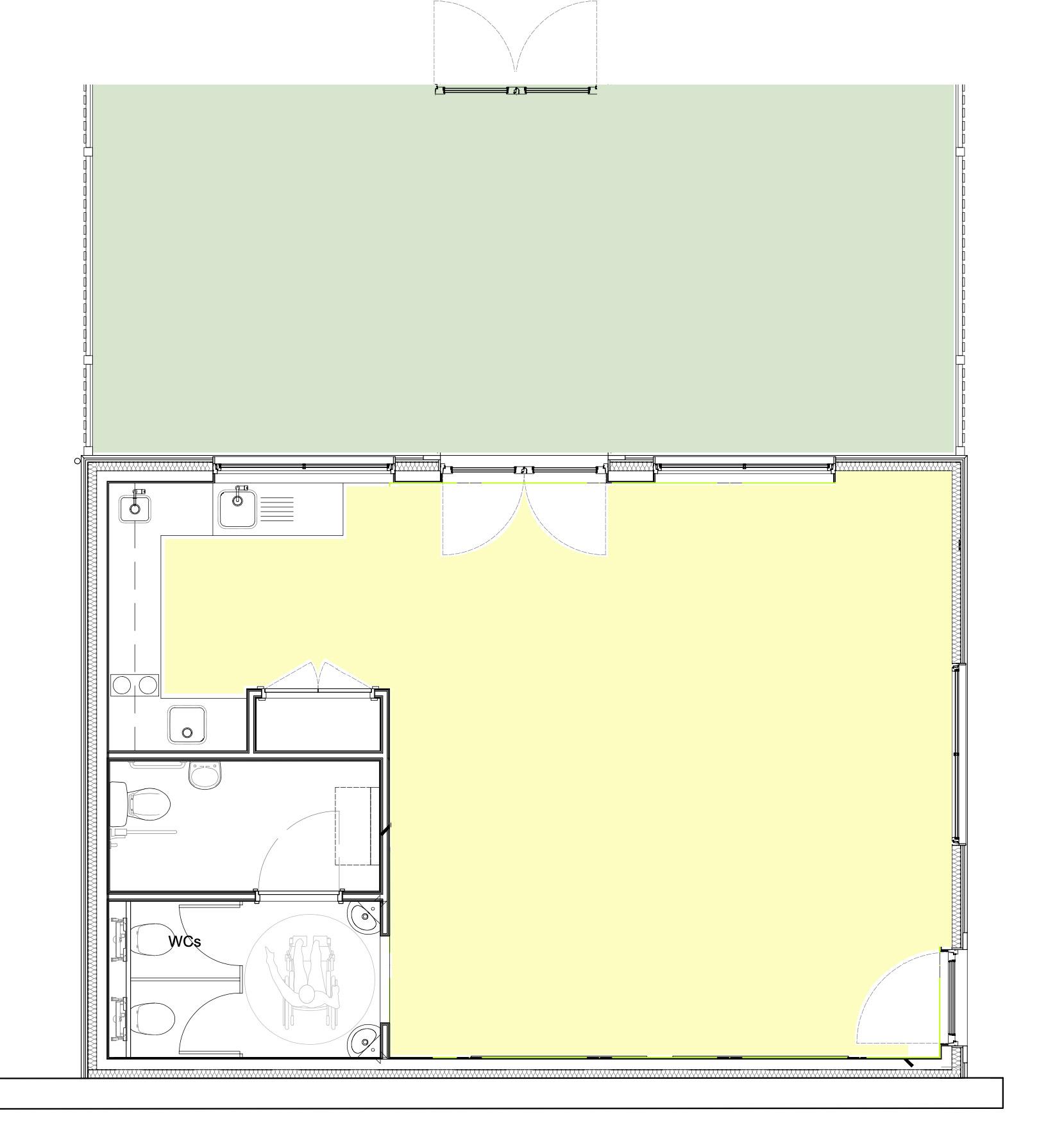Lodge Floorplan